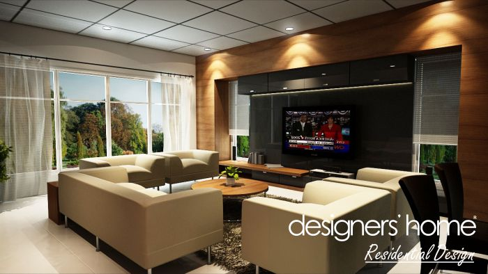 Malaysia Interior Design Semi D Interiior Design Designers Home Designe