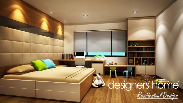 Bungalow interior design baby room b malaysia interior Bungalow interior design photos