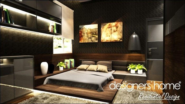 Semi D Interior Design Bedroom 4 A Malaysia Interior