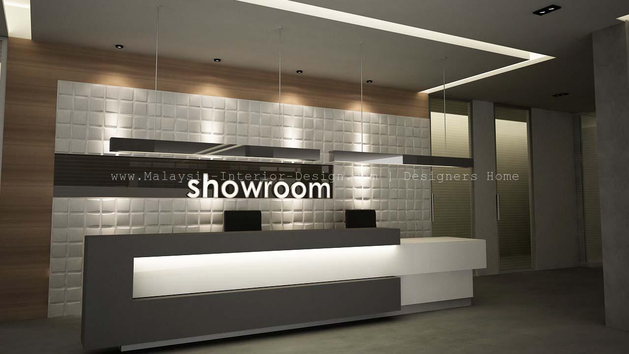 Http Www Malaysia Interior Design Com Wall Showroom At Mentakab