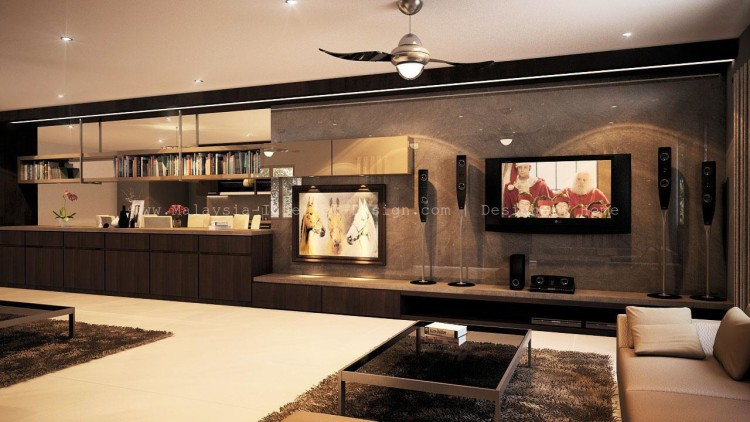 Malaysia interior design bungalow interior design for Indoor design malaysia