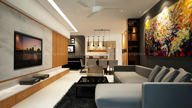 Condominium Interior Design