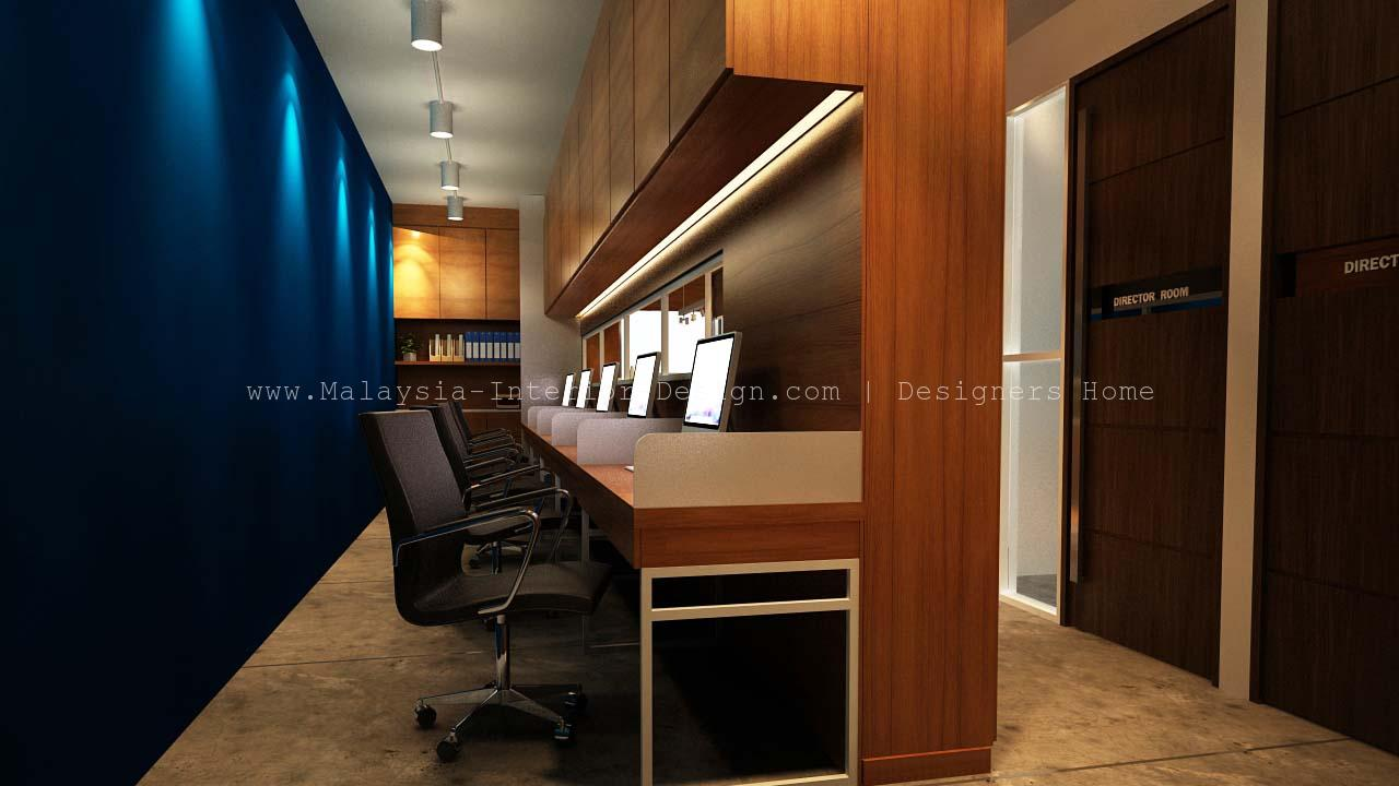 Office mega village b malaysia interior design 3 for Interior design malaysia