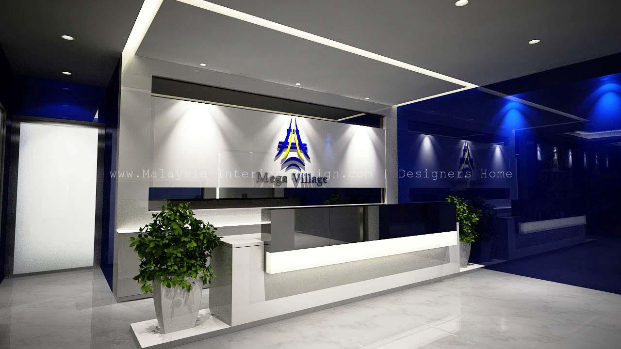 Malaysia interior design office interior design for Indoor design malaysia