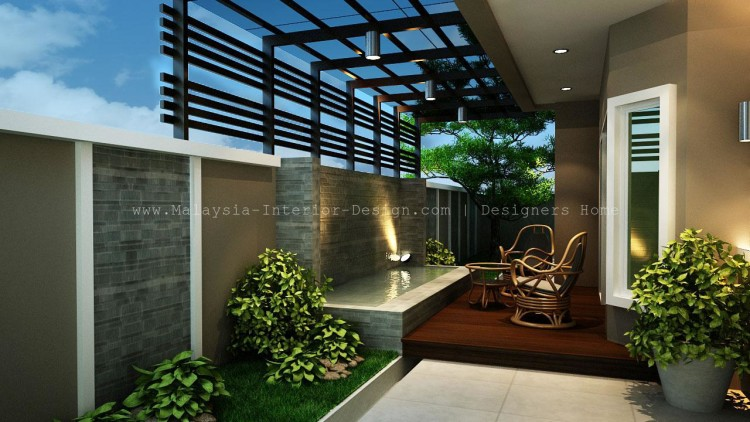 Malaysia interior design semi d design malaysia Interior design idea for semi d house