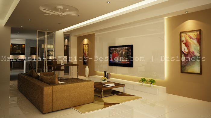 Malaysia interior design terrace house interior design for Home interior design photo gallery