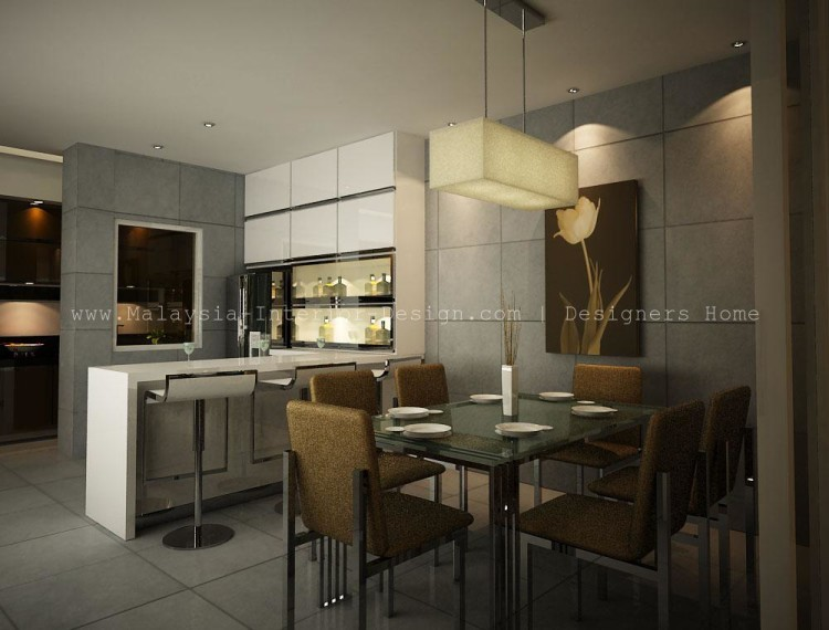 Malaysia interior design terrace house interior design for Interior design malaysia