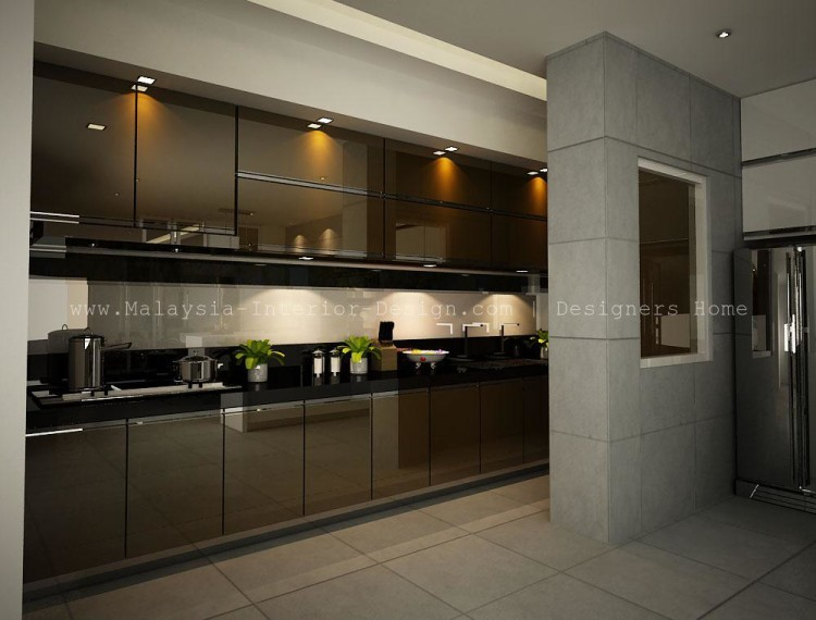 Malaysia Interior Design - Terrace House Interior Design - Designers ...