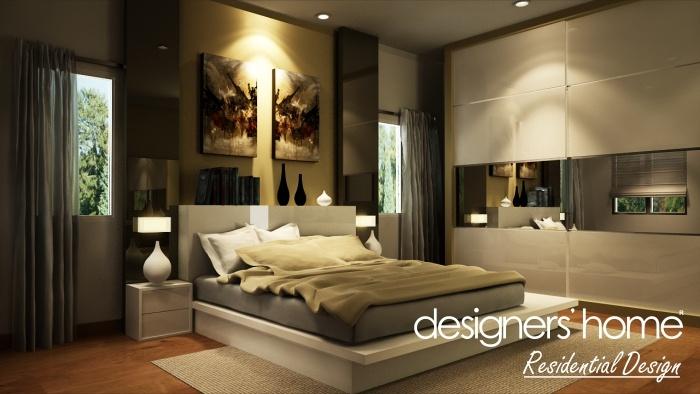 Malaysia Interior Design – Master Bedroom A | MALAYSIA INTERIOR ...
