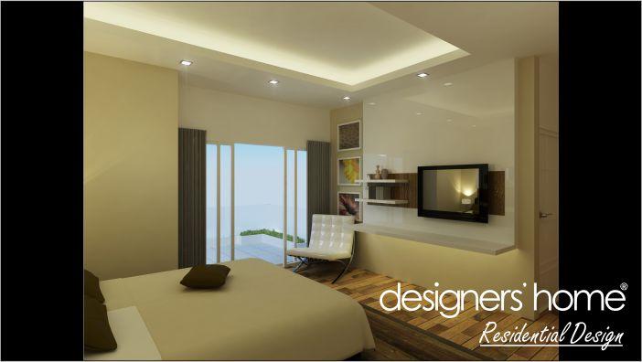 Semi-D Interior Design – Master Bedroom | MALAYSIA INTERIOR DESIGN ...