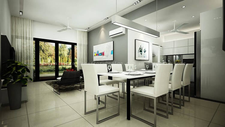 Malaysia Interior Design | Townhouse design | MALAYSIA ...